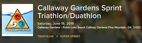 6 Callaway Sprint Tri Duo Jun 15r
